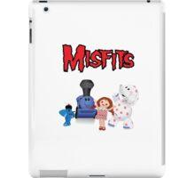 Misfit Toys iPad Case/Skin