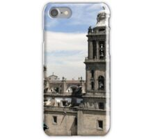 The Metropolitan Cathedral, Mexico City iPhone Case/Skin