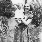 1937 Me and my mam by Woodie