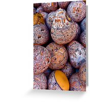 Gourd Innovation Greeting Card