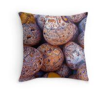 Gourd Innovation Throw Pillow