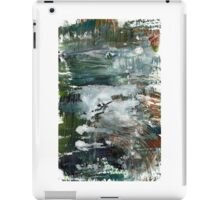 Greatness with Simplicity iPad Case/Skin