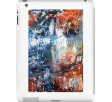 Consumption Overload iPad Case/Skin