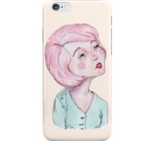 Candy coloured musing iPhone Case/Skin