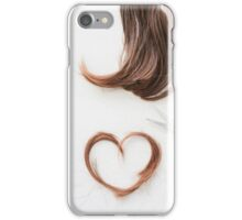 Love your hair iPhone Case/Skin