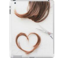 Love your hair iPad Case/Skin