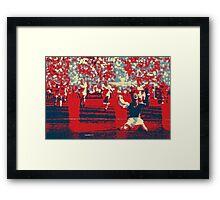 1999 Victory  Framed Print