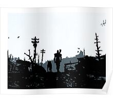 The Lone Wanderer Poster
