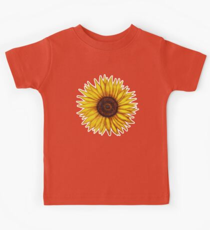 Sunflower Kids Tee