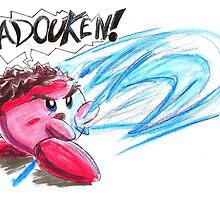 Ryu Kirby by ceruleanmocha