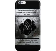 The Castle Builders iPhone Case/Skin