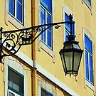Street lights by Manuel Gonçalves