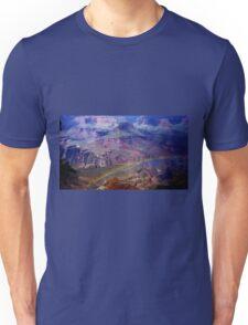 Arizona, Grand Canyon's rainbow Unisex T-Shirt