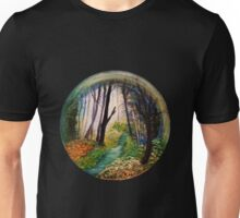 'Spyglass wood -Original design' Unisex T-Shirt