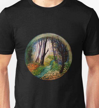 'Spyglass wood -Original design' Unisex T-Shirt