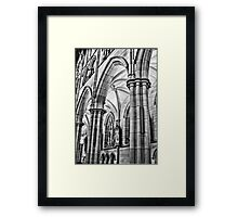 Saint Mary's Cathedral, Sydney - Australia Framed Print