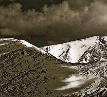 Storms, Sunlight & Sepia by John  De Bord Photography