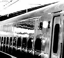 train by AnaBanana