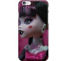 Signature - Draculaura iPhone Case/Skin