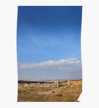 Princetown Dartmoor Poster