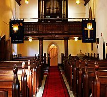 St Paul's Anglican Church. by Evita