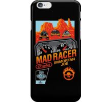 MAD RACER iPhone Case/Skin