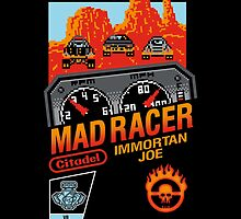 MAD RACER by Brandon Wilhelm