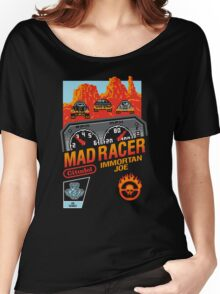 MAD RACER Women's Relaxed Fit T-Shirt
