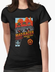 MAD RACER Womens Fitted T-Shirt