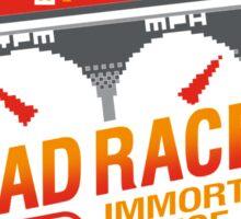 MAD RACER Sticker