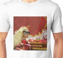 Signature - Apple White & her Fainting Couch Unisex T-Shirt