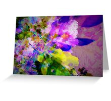 Delicate Crape-myrtle Greeting Card