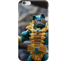 Masters of the Universe Classics - Mer-Man iPhone Case/Skin