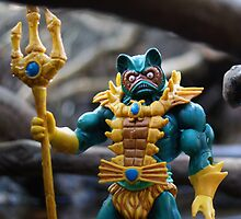 Masters of the Universe Classics - Mer-Man by GskullWarrior