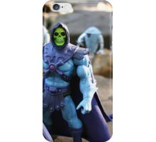 Masters of the Universe Classics - Skeletor & Hoverbots iPhone Case/Skin