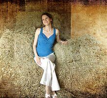 At the Barn by Erica Yanina Horsley