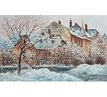 Last Days Of Winter Photographic Print