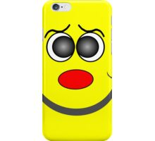 Happy Smiley Face iPhone Case/Skin