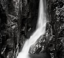 Rydal falls by Peter Gallagher