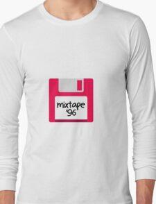 floppy mixtape Long Sleeve T-Shirt