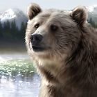 Spirit Bear by Tammara