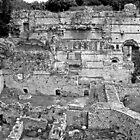 Roman Ruins  by wildone
