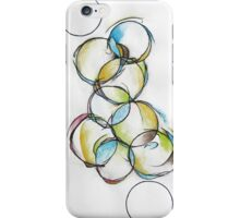 Circle Abstract - Counting To Ten iPhone Case/Skin