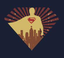 Superman by Snogard