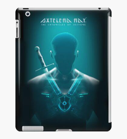 Axtelera Ray - Blue iPad Case/Skin