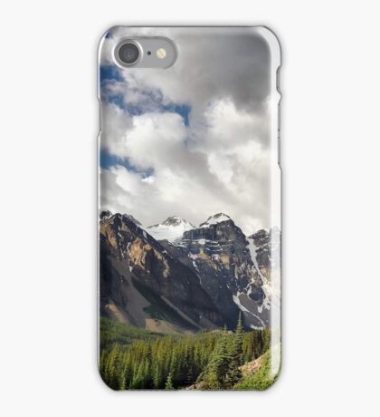 Valley of the Ten Peaks, Banff NP iPhone Case/Skin
