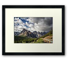 Valley of the Ten Peaks, Banff NP Framed Print