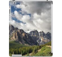 Valley of the Ten Peaks, Banff NP iPad Case/Skin
