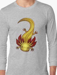 GFP Copper Axolotl Long Sleeve T-Shirt
