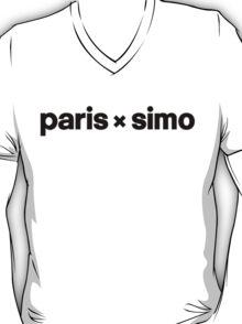 Paris & Simo (Black Ink) T-Shirt
